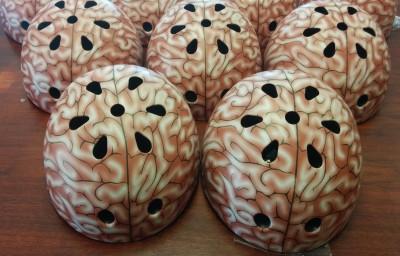 brain helmets